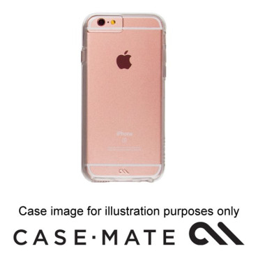 CASE-MATE NAKED TOUGH CASE SUITS IPHONE 7- CLEAR