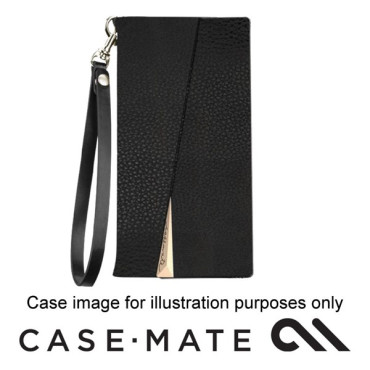 CASE-MATE WRISTLET FOLIO CASE SUITS IPHONE 7- BLACK