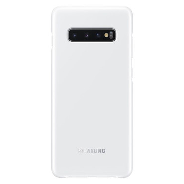 "Samsung LED Cover suits Galaxy S10+ (6.4"") - White"