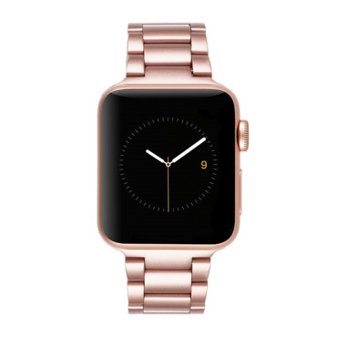 Case-Mate Linked Apple Watchband suits 38mm version - Rose Gold