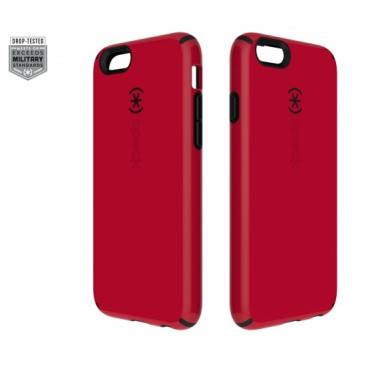 Speck CandyShell Cases for iPhone 6 -  Pomodoro/Black