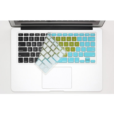 "Keyboard Skin for MacBook Air 11""  Mint Green"