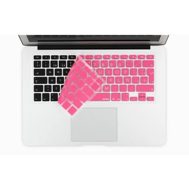 "Keyboard Skin for MacBook 12"" Pink"