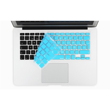 "Keyboard Skin for MacBook Air | Pro Retina 13""  Blue"