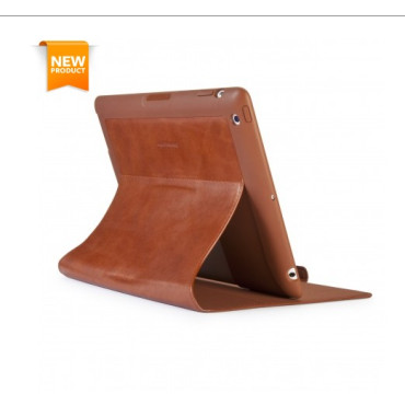 Speck MagFolio Luxe Leather for iPad - Cognoc
