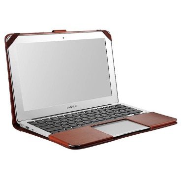"""Folio for MacBook Air 11"""" (Brown)"""