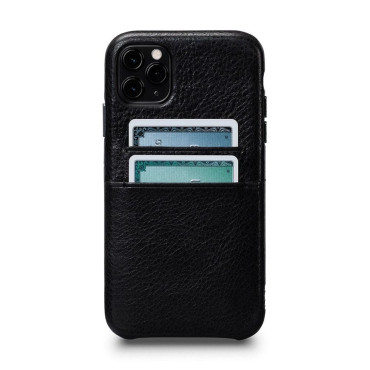 Sena Snap On Wallet Case for iPhone 11 Pro - Black