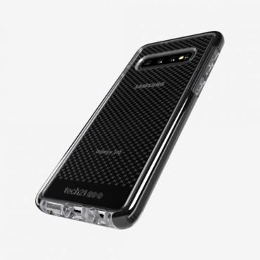 Tech21 Evo Check for Samsung Galaxy S10+ - Smokey/Black
