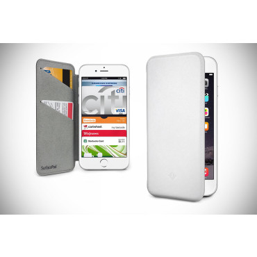 Twelve South SurfacePad for iPhone 6 - White