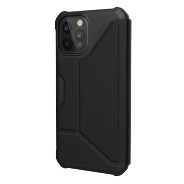 UAG Metropolis - iPhone 12/12 Pro - PU Black