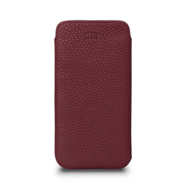 Sena UltraSlim Classic iPhone 12 Mini - Bordeaux