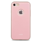 Moshi iGlaze for iPhone 7/8/SE  - Slim, Lightweight Snap-On Case Blush Pink