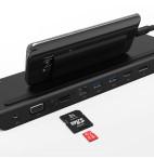CASA Hub Pro - USB-C 11 Port Hub