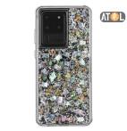 Case-Mate Karat Case suits Samsung Galaxy S20 Ultra (6.9) - Pearl