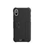 Urban Armor Gear Metropolis Case for iPhone X Black