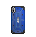 UAG Plasma Case for iPhone XS Cobalt