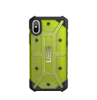 UAG Plasma Case for iPhone XS Citron