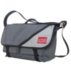 Sputnik 2.0Messenger Bag - Grey-Silver