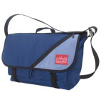 Sputnik 2.0 Messenger Bag - Navy-Periwinkle Blue