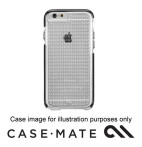 CASE-MATE TOUGH AIR CASE SUITS IPHONE 7 - CLEAR/BLACK