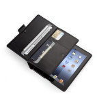Speck Wanderfolio Luxe Leather for iPad - Black