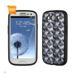 Speck FabShell for Samsung Galaxy S3 - ZikkyZak Grey