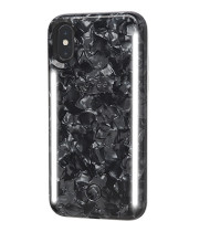 LuMee DUO Pearl for iPhone X / XS - Pearl Black
