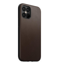 Nomad Leather Case - Rugged - iPhone 12 Pro Max - Brown