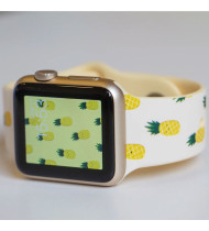 MobyFox Pineapples 42/44mm Apple Watch