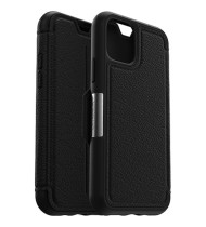 "Otterbox Strada Leather Folio Wallet Case For iPhone 11 Pro (5.8"") - Shadow"