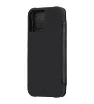 Case-Mate Wallet Folio Case For iPhone 12 Pro Max Black
