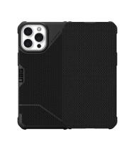 "UAG iPhone 13 Pro (6.1"") UAG Metropolis Card Folio Case - Kevlar Black"