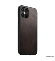 Nomad Leather Case - Rugged - iPhone 12/12 Pro - Brown