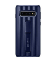 "Samsung Protective Standing Cover suits Galaxy S10 (6.1"") - Black"