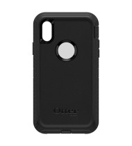 OTTERBOX DEFENDER CASE SUITS IPHONE XR - BLACK