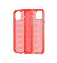 "Tech21 Evo Check Tough Case For iPhone 11 Pro Max (6.5"") - Coral"