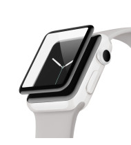 Belkin SCREENFORCE UltraCurve Screen Protection suits Apple Watch Series 3/2, 38mm - Clear