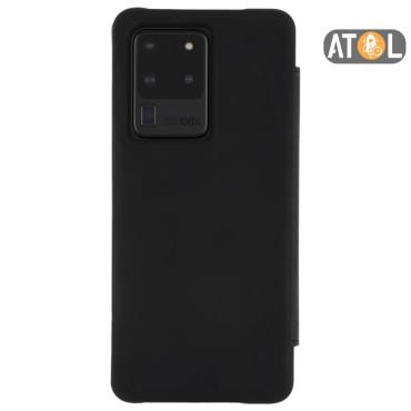 Case-Mate Wallet Folio Case suits Samsung Galaxy S20 Ultra (6.9) - Black