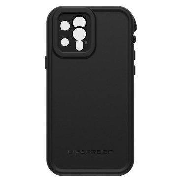 """LifeProof Fre Series Case For iPhone 12 Pro Max 6.7"""" Black"""