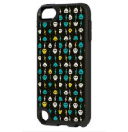 Speck FabShell for iPod touch 5G - DeadBolt Black