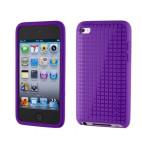 Speck PixelSkin HD for iPod touch Purple