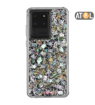 Case-Mate Karat Case suits Samsung Galaxy S20 Ultra (6.9) - Pearl