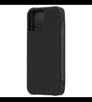 Case-Mate Wallet Folio Case For iPhone 12 | Pro Black