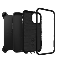 OtterBox Defender Series Case For iPhone 12 Pro Max Black