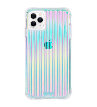 """Case-Mate Tough Groove Case For iPhone 11 Pro (5.8"""") - Iridescent"""