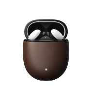 Nomad Google Pixel Buds Case - Brown