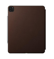Nomad Rugged Folio - iPad Pro 12.9 (4th Gen) - Leather - Brown