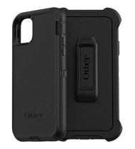 """Otterbox Defender Screenless Case For iPhone 11 Pro Max (6.5"""") - Black"""