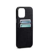 Sena Snap On Wallet Case for iPhone 12 Mini - Black
