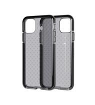 "Tech21 Evo Check Tough Case For iPhone 11 Pro Max (6.5"") - Smokey Black"